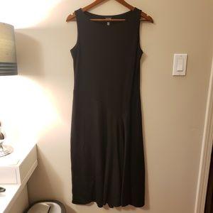 Eileen Fisher Wool Mid Dress